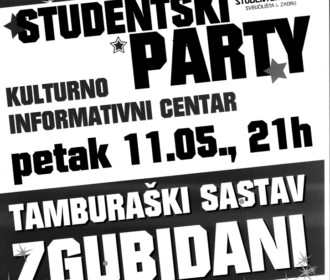 Studentsky Party