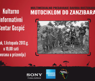 """Motociklom do Zanzibara"""