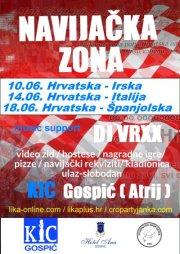 Navijačka Zona!! Hrvatska – Španjolska