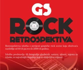 Otvorenje izložbe GS rock retrospektiva
