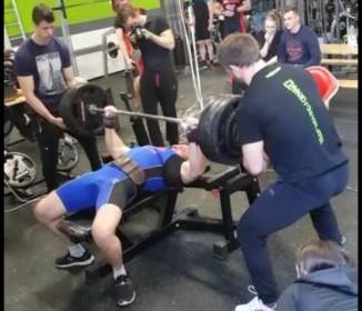 U Slovačkoj je proteklog vikenda održano međunarodno prvenstvo u bench pressu