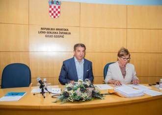 Sazvana 14. sjednica Županijske skupštine Ličko-senjske županije