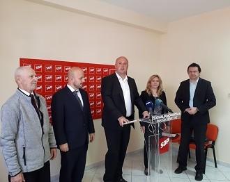 Priopćenje GO SDP-a Gospić