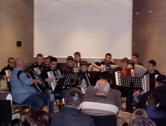 Koncerti Gospićkog glazbenog centra