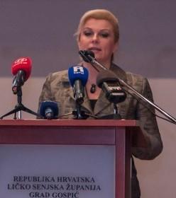 Predsjednica Republike Hrvatske Kolinda Grabar-Kitarović od 4. do 7. rujna 2017. godine izmjestit će svoj Ured u Ličko-senjsku županiju