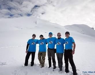Ličani osvojili vrh  Breithorn (4164 m)