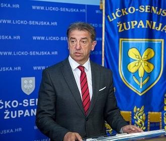 Priopćenje župana Darka Milinovića nakon još jedne odgode sjednice Skupštine
