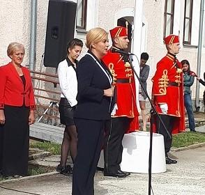 Predsjedničin posjet Općini Plitvička Jezera