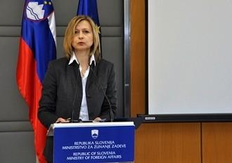 Veleposlanica Republike Slovenije Smiljana Knez sa suradnicimaposjetit će Ličko – senjsku županiju i Grad Gospić