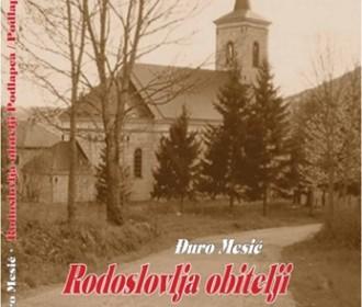 """Promocija knjige Đure Mesića""""Rodoslovlje obitelji Podlapca/Podlapače"""""""