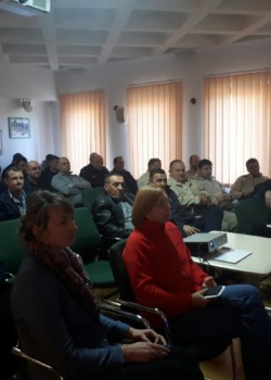 U Javnoj ustanovi Park Prirode Velebit prezentirana analiza nastanka, širenja i gašenja požara na području Parka