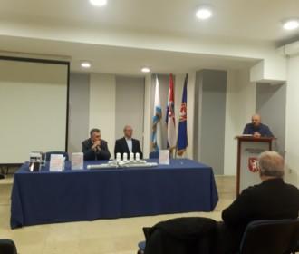 Tihomir Dujmović predstavio knjigu u KIC-u Gospić