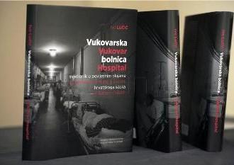 """Predstavljanje knjigeprof.dr.sc.Ive Lučića """"VUKOVARSKA BOLNICA SVJETIONIK U POVIJESNIM OLUJAMA HRVATSKOGA ISTOKA"""""""