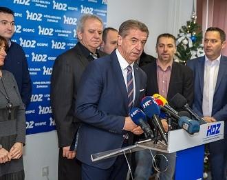 Darko Milinović podnio neopozivu ostavku na mjesto predsjednika ŽO HDZ-a