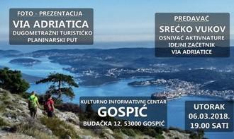 Via Adriatica u Gospiću