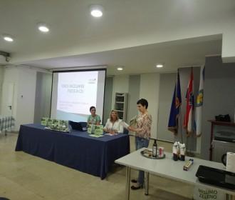 U KIC-u Gospić održano predavanje o celijakiji