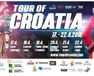 BICIKLISTIČKA UTRKA TOUR OF CROATIA SUTRA SUTRA PROLAZI I KROZ LIČKO-SENJSKU ŽUPANIJU