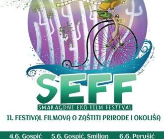 Večeras u KIC-u Gospić otvorenje 11. izdanja SEFF-a