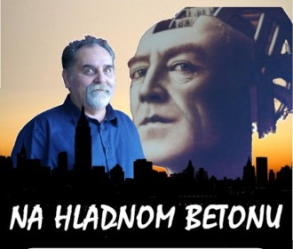 "ŽELJKO PERVAN STAND UP SHOW ""NA HLADNOM BETONU"""