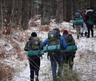 Petodnevna Zimska pustolovina u Lici u organizaciji Outward Bound Croatia
