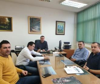 Upravi šuma Gospić održan sastanak s ciljem smanjenja broja požara otvorenog prostora