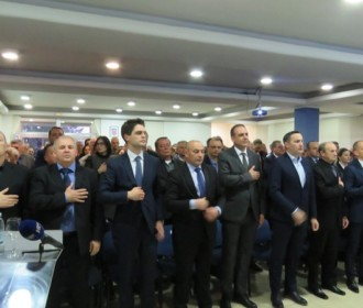 Gradska organizacija HDZ-a Gospić proslavila 29 godina od osnutka