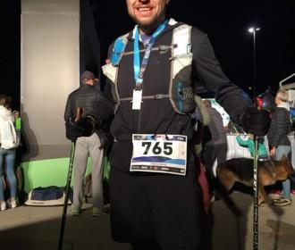 Martin Mataić završio 100 milja Istre!