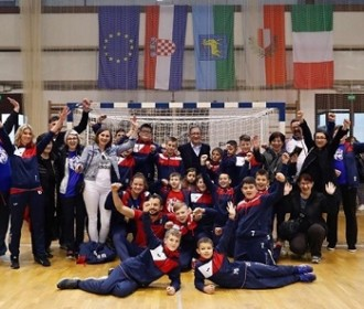 Iako su pretrpjeli samo jedan poraz, rukometaši Gospića 2008.godište na kraju su osvojili 5.mjesto na završnici državnog prvenstva