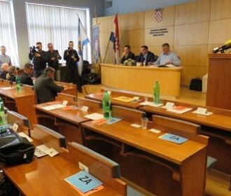Sjednica županijske Skupštine ponovno odgođena