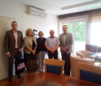 Predstavnici Američkog veleposlanstva posjetili Grad Gospić