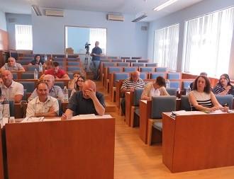 Na aktualnom satu sjednice Vijeća grada Gospića o komunalnim temama